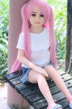 Кукла секса дешевого малого силикона TPE груди 108 реалистическая