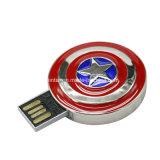 Azionamento impermeabile dell'istantaneo del USB dei vendicatori del metallo del disco del USB