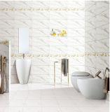 azulejo de cerámica esmaltado interior de la pared del cuarto de baño de la inyección de tinta 5D de 300X600m m
