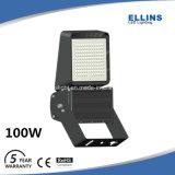 luz de inundação do diodo emissor de luz de 140lm/W a Philips 100W para a corte de tênis