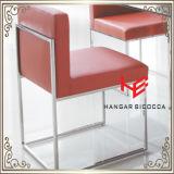 Стул офиса стула гостиницы стула стула банкета стула штанги стула стула трактира (RS161902) самомоднейший обедая мебель нержавеющей стали стула дома стула венчания стула