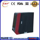 Macchina portatile mobile dell'indicatore del laser della fibra per i metalli