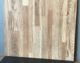 600X600mm Rustiek houten-als Verglaasde Tegel Lk6235