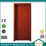 Porte intérieure en bois personnalisée pour des projets de pièce/Chambres
