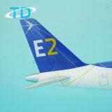 Самолет смолаы цвета дома Embraer Erj-190 E2 модельный