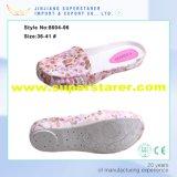 De vrouw EVA drukte de Hogere Toevallige Schoenen van de Vrouwen van de Schoenen van het Uiteinde Bindende af