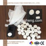 Essuie-main/gant de toilette comprimés Shaped de tablette