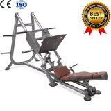 Máquina comercial de la fuerza del retroceso de la cuesta de la máquina 45 del ejercicio del equipo de la aptitud de la gimnasia