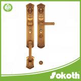 Латунные дверь строба виллы & оборудование двери