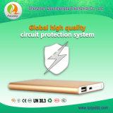 5V/1A情報処理機能をもった速い充満携帯用電力源USBのリチウム電池