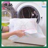 洗濯機のためにセットされるポリエステル網のネットの洗濯袋