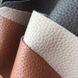 Grand cuir synthétique d'unité centrale de Lychee pour la présidence de sofa faisant Hx-F1722