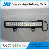 LED 차 빛 108W Offroad 구부려진 크리 사람 LED 표시등 막대