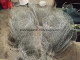 Мелкоячеистая сетка плетения кролика PVC Sailin шестиугольная