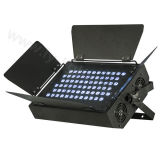 72X3wは納屋の大戸が付いている白い高い発電LEDのスタジオライトを暖める