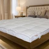 Качественный отель матрасы подушки искусственного гуся вниз альтернативные заполнение кровать блока