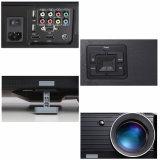 Yi-801 VGA 1080P van het Videospelletje HDMI van de Projector van TV LCD van het Theater van de Bioskoop van het LEIDENE Huis WiFi 3D Beamer van de Projector 2000lumens Androïde