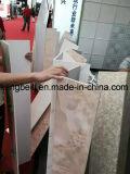 Compensato del PVC e macchina avvolgitrice diplomata TUV decorativa di /Laminating di falegnameria della mobilia del MDF