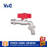 Bibcock di prezzi bassi per il Bibcock d'ottone di lavaggio (VG-D10402)