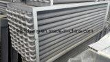 Chine Radiateur en aluminium pour tube de finition pour huile ou air de refroidissement