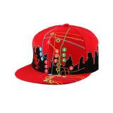 금속 반지 (JRN079)를 가진 Snapback 모자