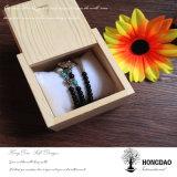 Rectángulo de madera de Hongdao, regalo de encargo Box_D del reloj Pocket de la vendimia de gama alta