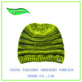 Nuevo sombrero lleno promocional del invierno del telar jacquar con