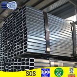 Acero Pipe/Black Tube/Square Steel Tubes con Highquality