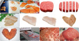 Intelligenter Frischfleisch-Teil-Scherblock Cut28-IV
