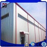 Edificios fáciles del acero del palmo grande de la instalación del bajo costo