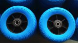 Loading 큰 Capacity PU Solid Wheel (260X85)
