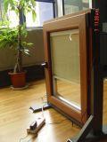 Алюминиевые жалюзи внутри стекла