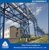 Estructura de acero de la industria química