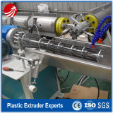 Ligne de production de machines de tuyauterie d'aspiration en PVC en plastique