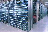 Compartimentos de prateleira de plástico, Prateleira de Empilhamento Bin (PK4209)