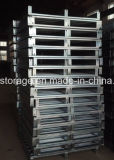 Personalizado Armazém de armazenamento galvanizado Único lado Metal Aço Pallet