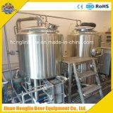 Brew-Edelstahl-Bier-Brauerei-Gerät für Mamobrewery das Brauen verwendet in USA