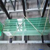 Dekoratives ausgeglichenes PVB lamelliertes Sicherheitsglas für Innentreppen-Schritte