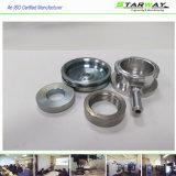 カスタマイズされた精密銅CNCの機械化の部品