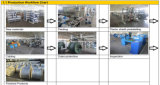 Núcleo 18 todo o cabo material novo da fibra feito em China