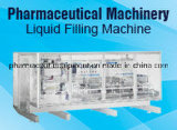 Relleno de la ampolla y máquina plásticos del lacre para Bdfs-350