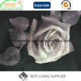 Классицистическим подкладка Rose напечатанная полиэфиром для ткани подкладки одежды