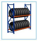 Estantes industriales usados populares del almacenaje del cargo del estante de las mercancías del estante de las mercancías caseras del metal