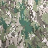 Tela americana das forças armadas camuflar da floresta do estilo