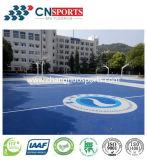 Gummi Sports Bodenbelag für Futsal, Basketball, Volleyball, Handball, Badmitton Gerichts-Fußboden
