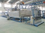 Горизонтальный тип энергосберегающая покрывая эмалью машина (TLQ4/1-12+12/7+1)