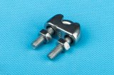 AISI304 et AISI316 Stainless Steel DIN741 Wire Rope Clip