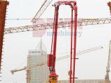 販売の22.7mタワーが付いている28mの32m床張りの自己上昇の静止した具体的な置くブーム