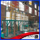 1t-10t / D Máquina de Refinaria de Óleo de Culinária