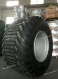 Landwirtschaftlicher Schwimmaufbereitung-Reifen 850/50-30.5 für Schlussteil-Verteiler-Erntemaschine-Tanker-Sortierfach